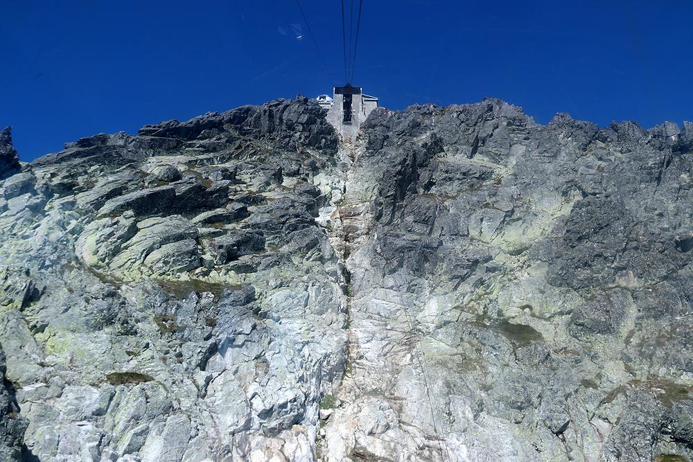 Lomnický štít 2634 m – Slovakia 19
