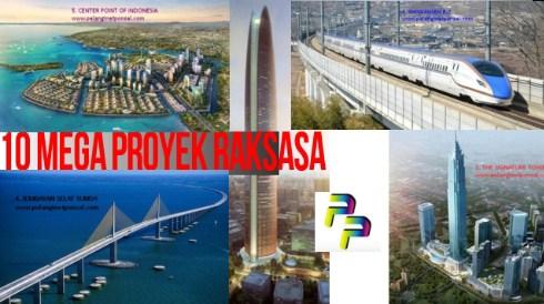 Mega Proyek Indonesia 2017