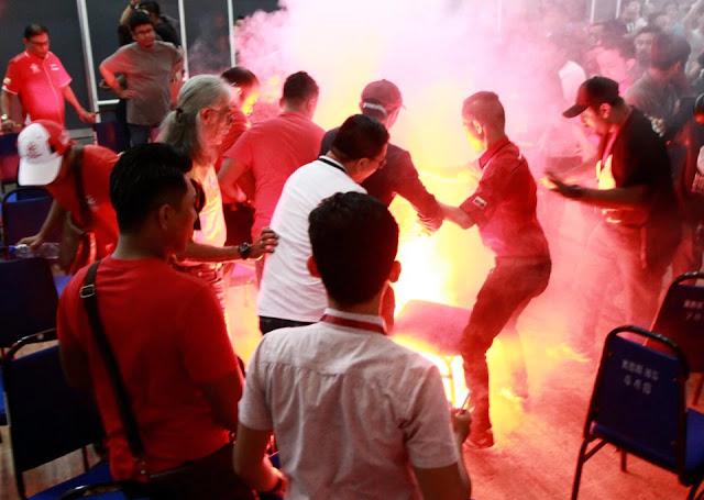 Tindakan Mendakwa UMNO Dalang Rusuhan Nothing To Hide 2.0 Bukti Pembangkang Lahir Dari ''Longkang''