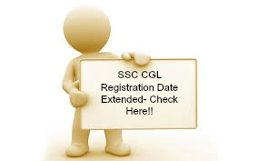 SSC CGL Registration date extended