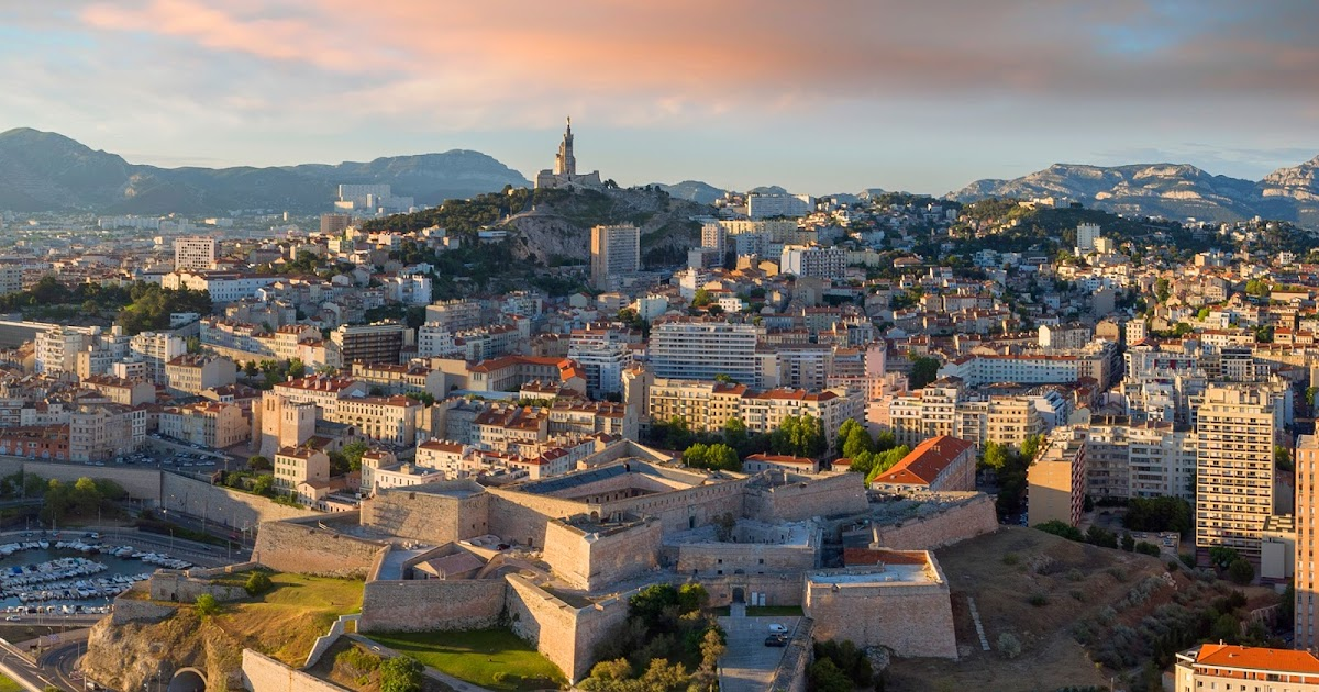 NixPages: MARSEILLE, FRANCE