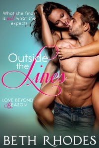 Thumbnail image of book: Outside the Lines by Beth Rhodes