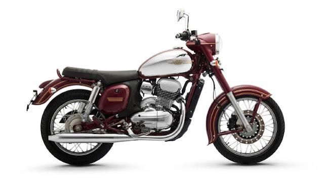 Jawa motorcycle Standard