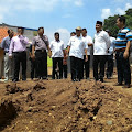 Pembangunan Perumahan Karawang Green Village di Stop