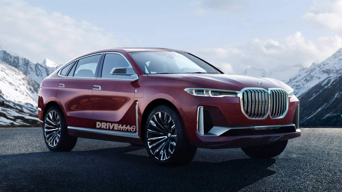 Bmw X8 Suv Is Getting Ready To Be Unveiled In 2020