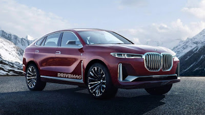 BMW X8 will be launched in 2020