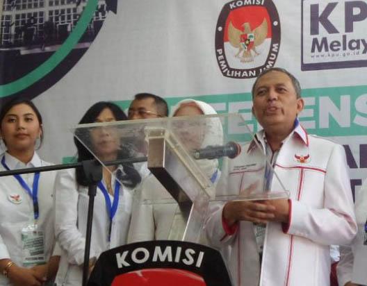 """Partai Relawan Militan Jokowi """"Partai Republik"""" Daftar Pemilu 2019"""