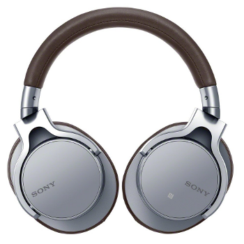 Top Bluetooth Headphone Selection - Sony MDR1ABT/S Hi-Res Bluetooth Stereo Over-Ear Headphones