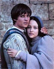 Romeo y Julieta, por Franco Zeffirelli