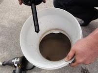 filtre à boues chauffage