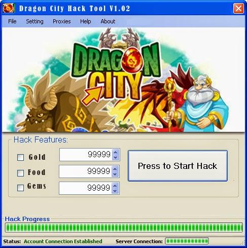 Dragon City Hack Dragon City Hack