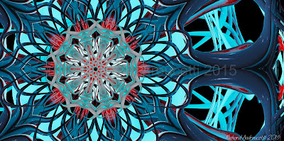 irish abstract artist, richard andreucetti