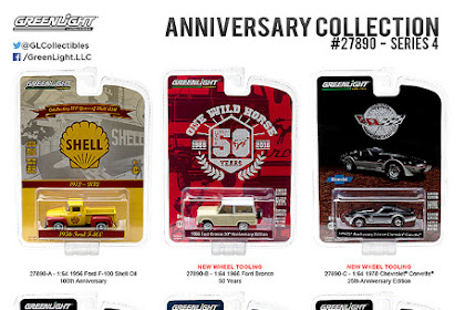GreenLight Anniversary Collection Series 4