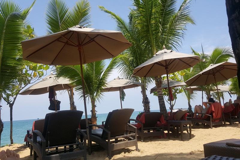 Bang Niang Beach Thailand