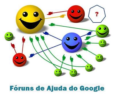 Fóruns Google - Obtém Ajuda