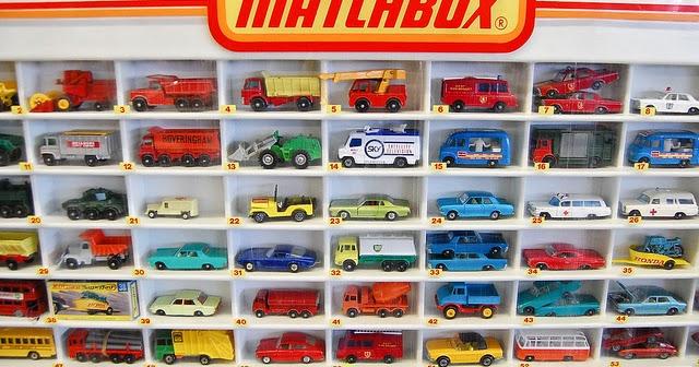 Matchbox Car Collectibles Coach