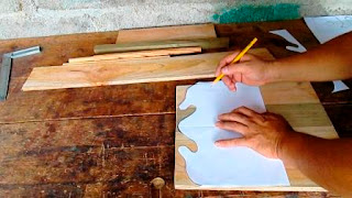 Dibujar silueta