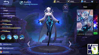 Mobile Legend Eudora