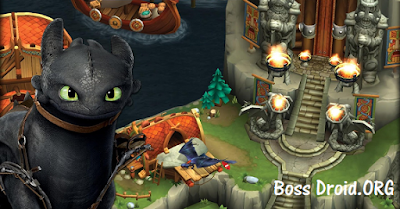 Dragons: Rise of Berk Apk Mod Runes Terbaru