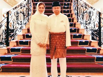 Pelantikan Tengku Permaisuri Selangor Darul Ehsan.