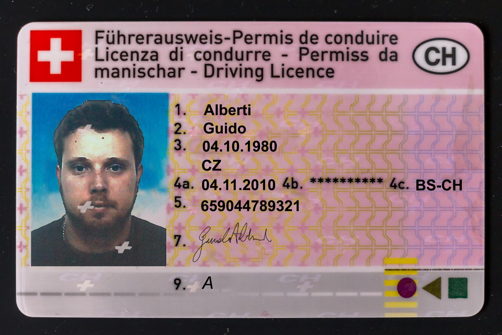 Niederländischer Personalausweis