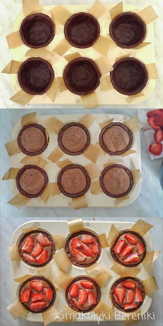Jak zrobić serniczki w formie na muffiny?