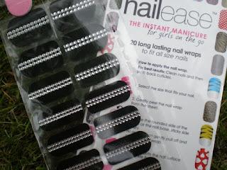 Nailease nail wraps