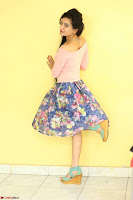 Janani Iyyer in Skirt ~  Exclusive 109.JPG