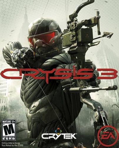 Crysis 3 logo - Crysis 3 PC