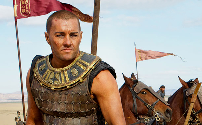 Joel Edgerton este Ramses în Exodus: Gods And Kings