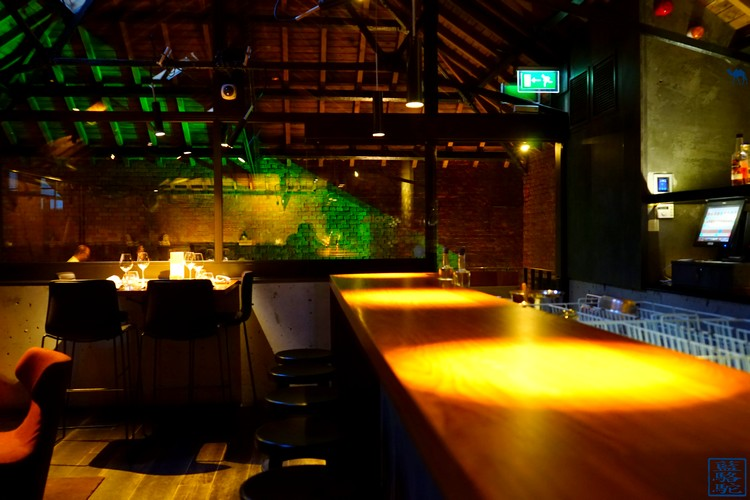 Le Chameau Bleu - Restaurant Volta Bar Gent belgium - Week End en Belgique à Gand