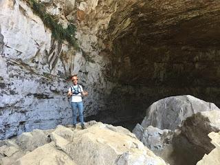 caverna caminhada trekking buraco das araras formosa goias