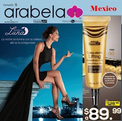 Campaña 18 Arabela Agosto 2016