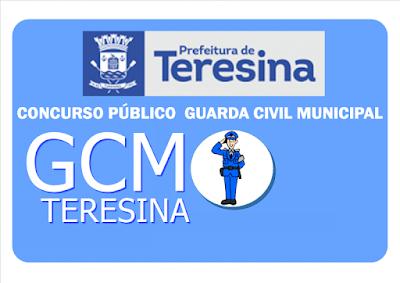 Concurso Guarda Municipal de Teresina 2018 (APOSTILAS 2019)