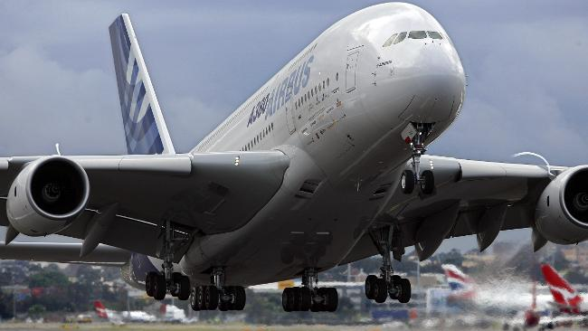 Guinness Book: A380 - The biggest passenger plane
