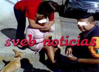 Maestra se salva de secuestro tras lanzarse del vehiculo en Ciudad Mendoza