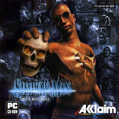 Shadowman: Parte II - Cuando Shadowman pasó de ser un personaje de Valiant Comics a un videojuego