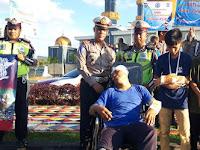 Polres Pesawaran Sosialisasikan Operasi Keselamatan Krakatau 2019