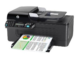 Solved: hp officejet 4500 desktop will not connect properly hp.