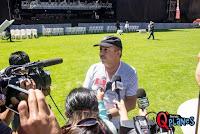 Alejandro sanz en Arequipa