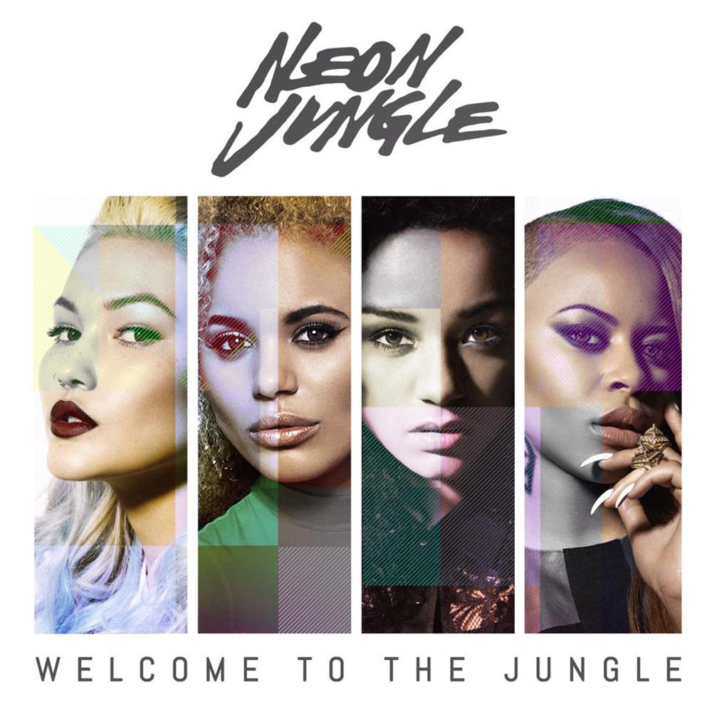 SceneSisters: Neon Jungle - Welcome To The Jungle [Album ...