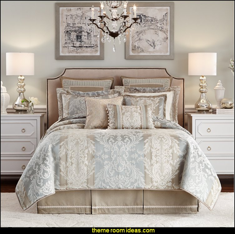 Decorating theme bedrooms - Maries Manor: luxury bedding