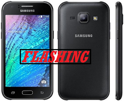 Flashing Samsung Galaxy J1 (SM-J100H) Work 100%