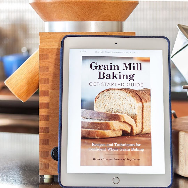 Grain Mill Baking Get-Started Guide on Kindle