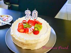 30歲生日蛋糕