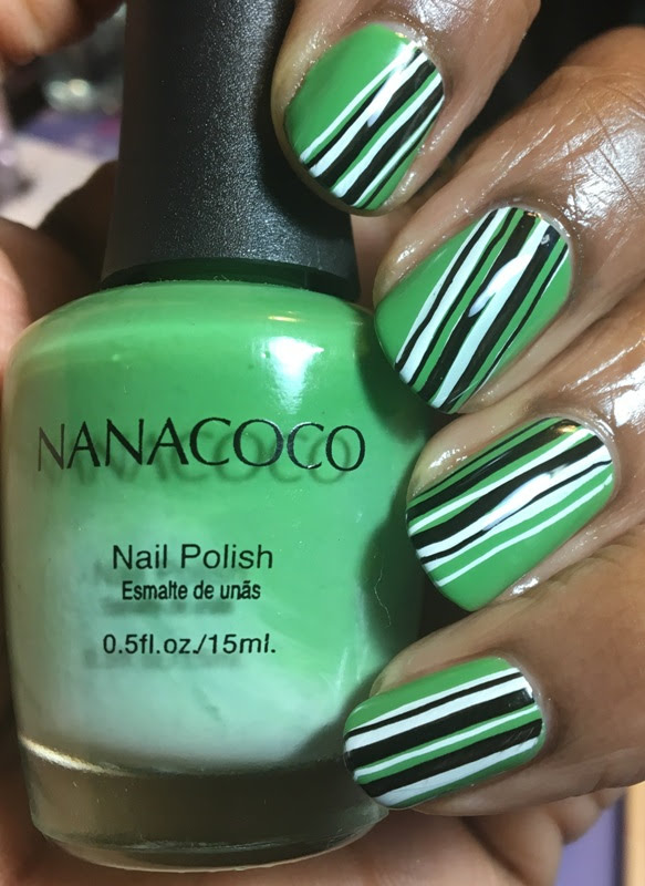 ANOTHER Bottle of Polish?!: Nanacoco - Prague Melody