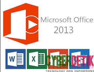 Cara Baru Instal Microsoft Office 2013