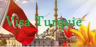 ملف تأشيرة السفر - الفيزا - من الجزائر إلى تركيا