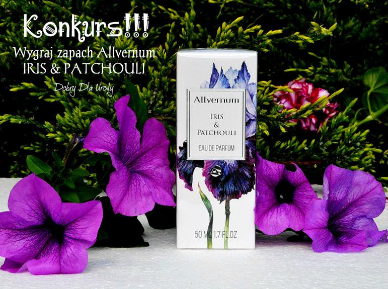 KONKURS! Wygraj wodę perfumowaną Allvernum IRIS & PATCHOULI