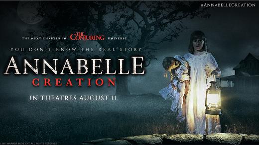 Annabelle Creation 2017 Hindi Dual Audio 720p & 480p HC HDRip Movie Download